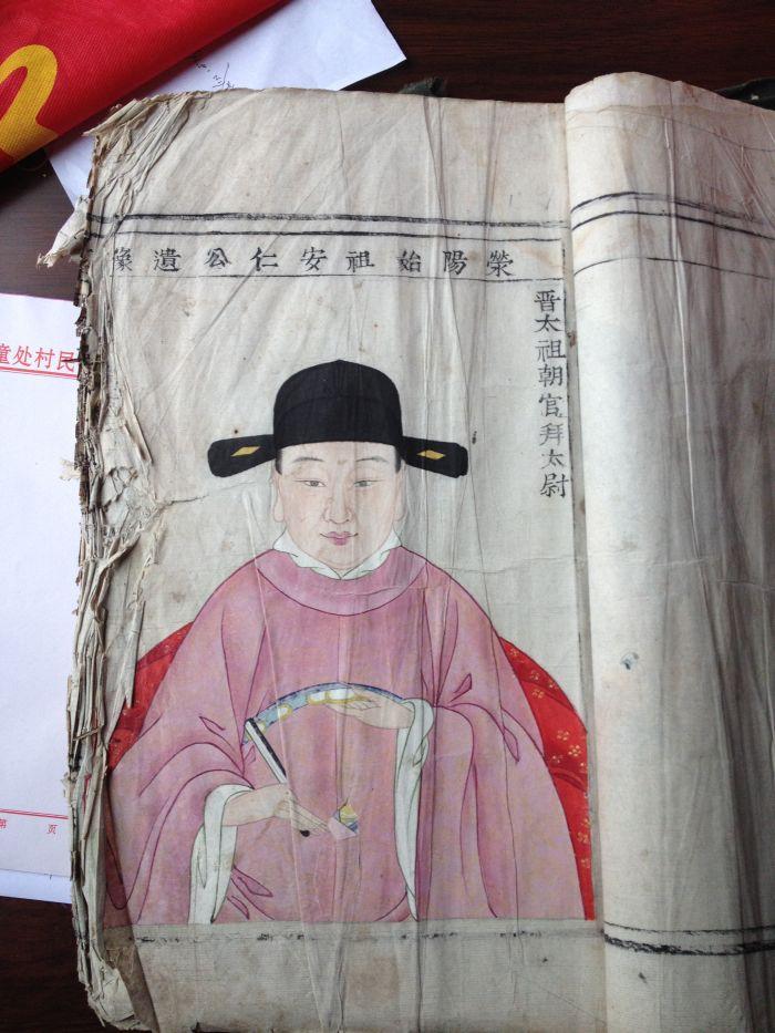 潘家庄祖先造像